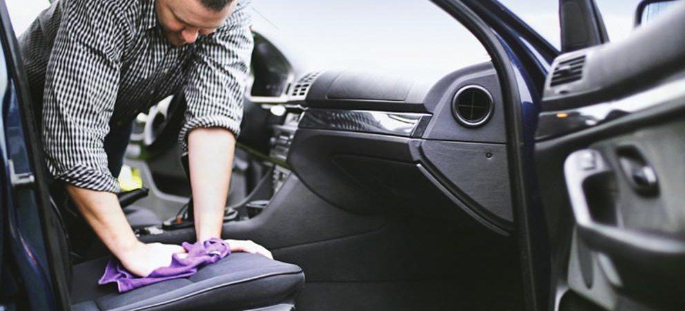 4 consejos para mantener limpio el coche frente al coronavirus